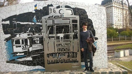 Puerto Madero: Homenagem a Tranvia
