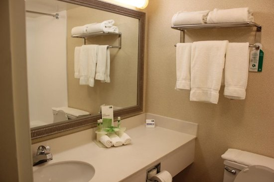 Holiday Inn Express Elmira Horseheads: Ower room.