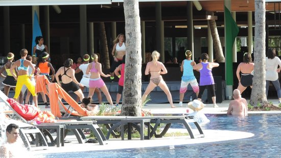 Barcelo Bavaro Beach - Adults Only: Zumba