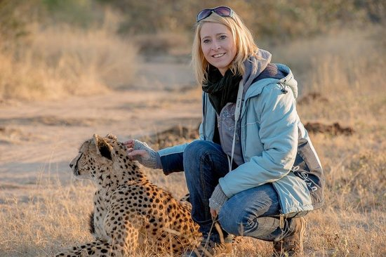 Tshukudu Bush Camp: Animal Interaction