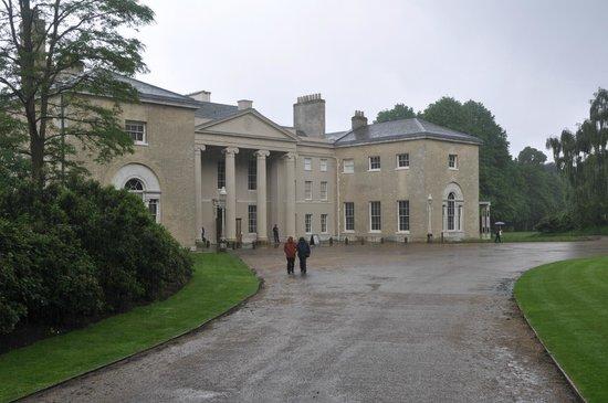 Kenwood House: Rainy Day