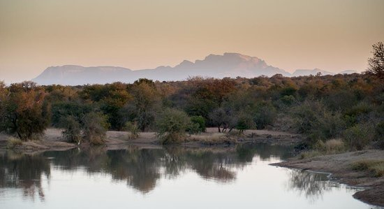 Tshukudu Bush Camp: Amazing backdrops