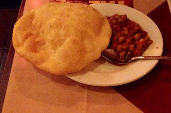 Taz: Chole Bhature