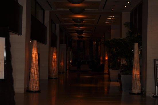 The Westin Nagoya Castle: lobby