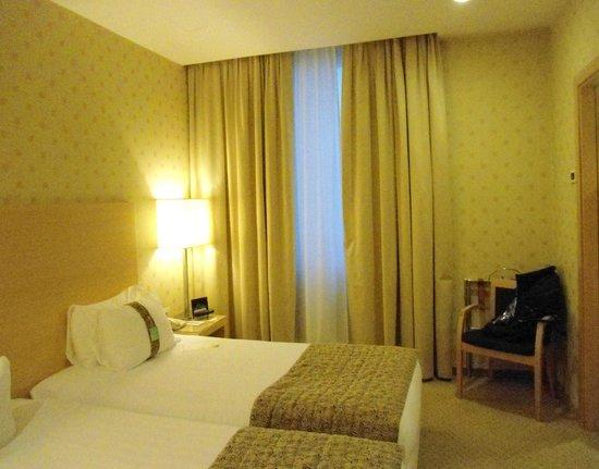 Holiday Inn Milan - Garibaldi Station: habitacion