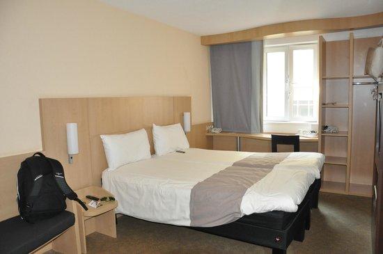 Ibis Edinburgh Centre Royal Mile: room 207