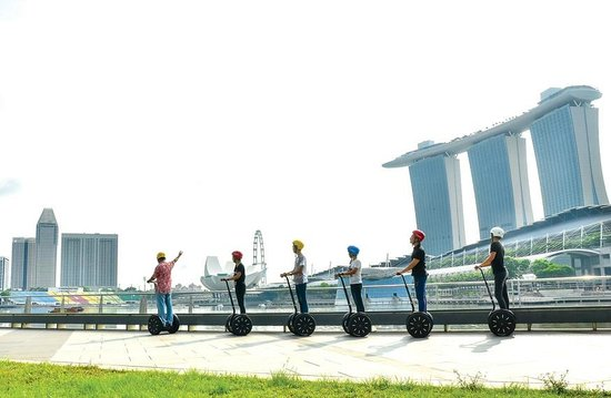 Segway Tours Singapore