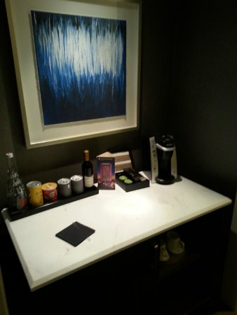 InterContinental Miami: Mini-bar.  Kinda pricey!