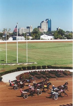 The Red Mile : Downtown view
