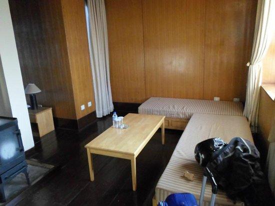 Hotel Ugyen Ling: Spacious rooms