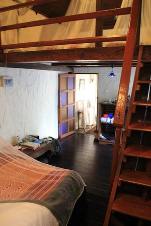 Tonnam Homestay: Notre bungalow family