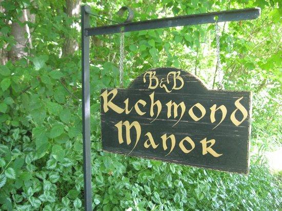 Richmond Manor Bed & Breakfast
