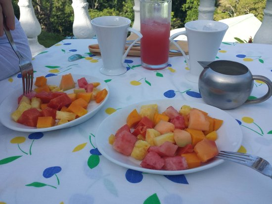 Jasmine Spa and Wellness : Breakfast