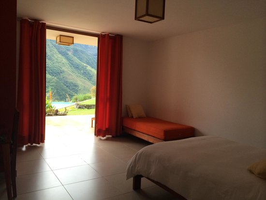 Gocta Andes Lodge: Room on the ground floor