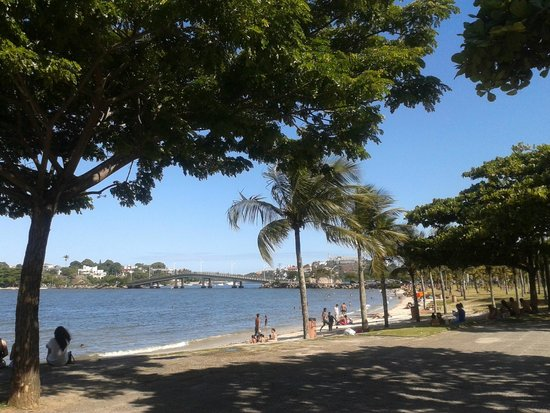 Vitoria, ES: Praia dos Namorados