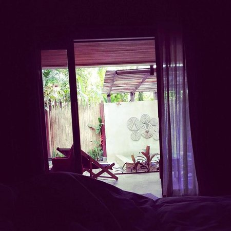 Anantara Rasananda Koh Phangan Villas : Waking up to this..