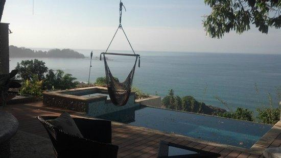 Punta Gabriela : View from Villa 1