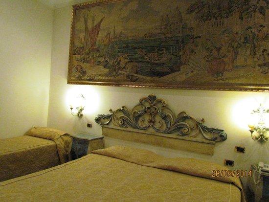 Hotel Villa San Pio : habitación