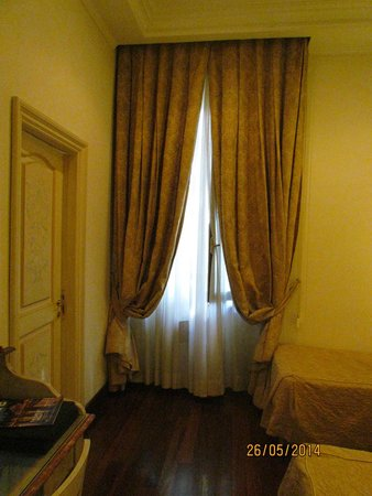 Hotel Villa San Pio: habitación