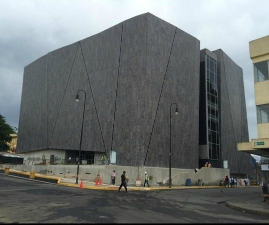 Museo del Jade: New building of the Jade & Precolumbian Art Museum in San Jose