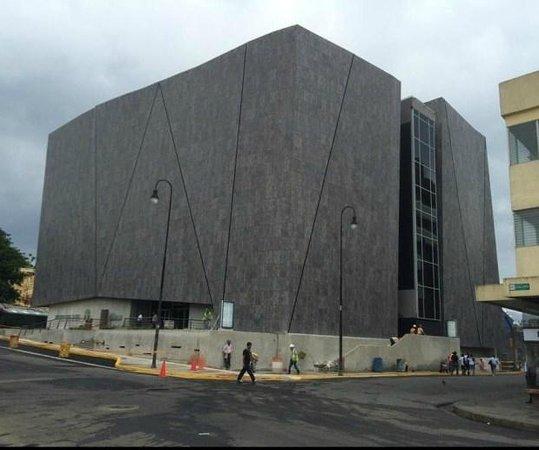 Jade Museum : New building of the Jade & Precolumbian Art Museum in San Jose