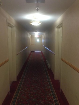 Hudson Valley Resort and Spa: Hallway