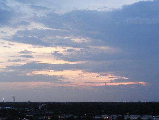 Roxanne Towers: sunset
