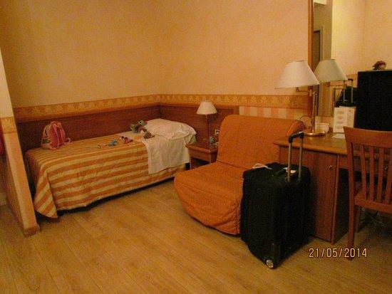 Hotel Jane: habitación