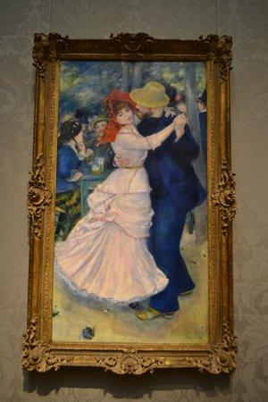 Museum of Fine Arts: Renoir - Dance at Bougival