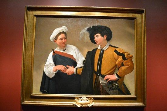 Museum of Fine Arts: Caravaggio's Fortune Teller