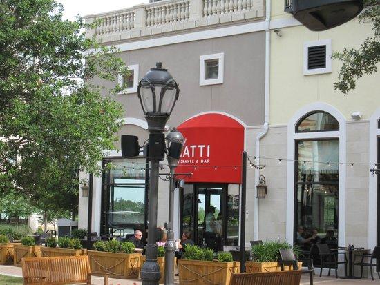 Piatti ristorante bar san antonio restaurant reviews for Piatti ristorante