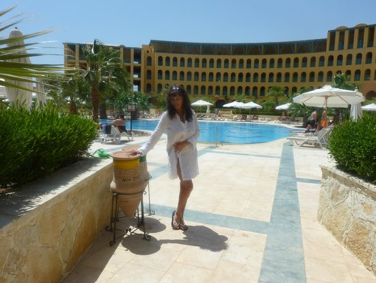 Strand Beach and Golf Resort Taba Heights: БАССЕЙН