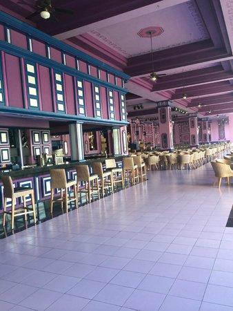 Hotel Riu Guanacaste: Where the shows take place