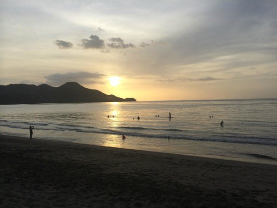 Hotel Riu Guanacaste: Beautiful Sunset!