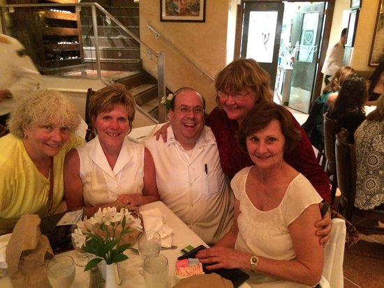 Patsy's Italian Restaurant : fabulous night!