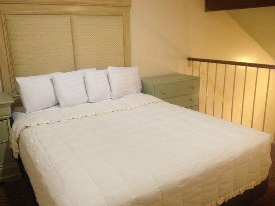 Prytania Park: Loft bed