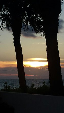 On the Beach- Casey Key: Great sunsets
