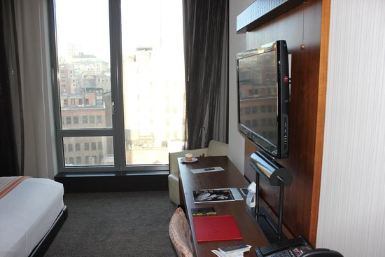 Kimpton Hotel Eventi : Our Room