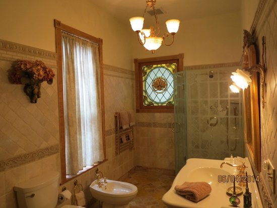 The Annapolis Inn: Rutland Suite bathroom