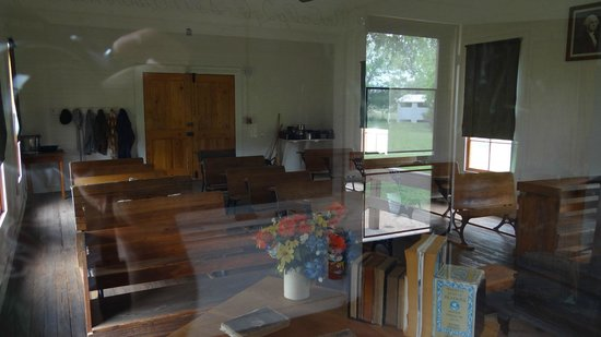 Lyndon B. Johnson State Park & Historic Site: School House