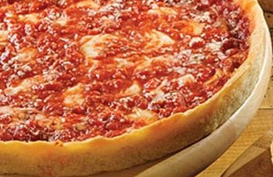 Lou Malnati's Pizzeria : Great Deep Dish Pizza