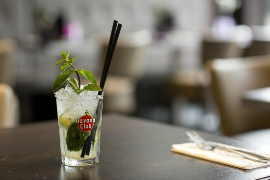 Royal Amsterdam Hotel-Restaurant: Great Mojito! love havana club :)