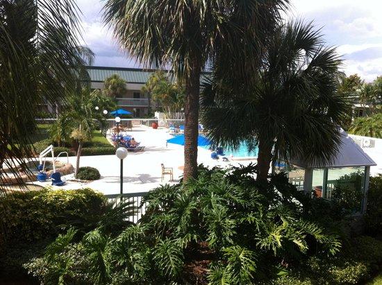 Hampton Inn Clearwater Central: Great pool