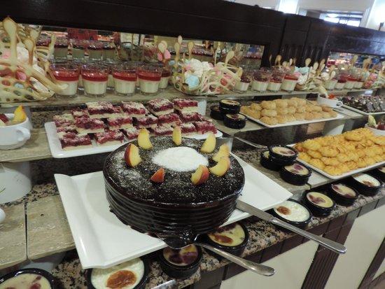 Aska Hotels - Costa Holiday: Прекрасные десерты на обед и ужин