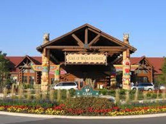 Great Wolf Lodge: Fun in Da Sun