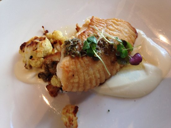 Colicchio & Sons Tap Room: Not so good main course