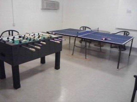 Klopfenstein Inn And Suites: Game Room