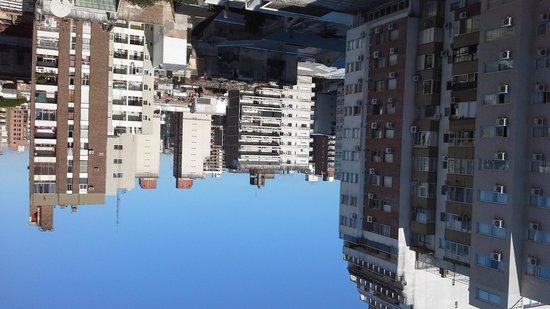 Hotel Plaza del Sol: Vista desde piso 7