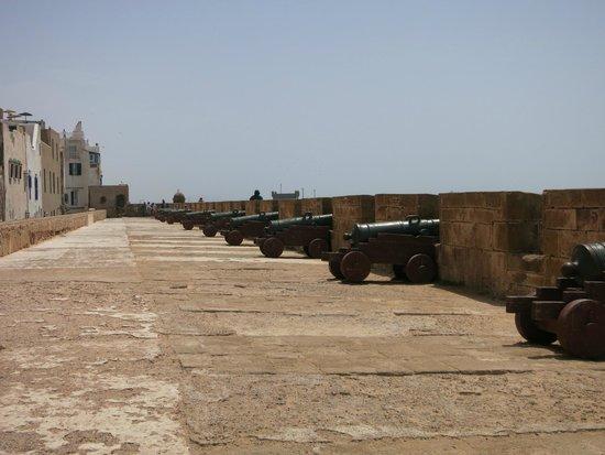 Remparts d'Essaouira : 北稜堡