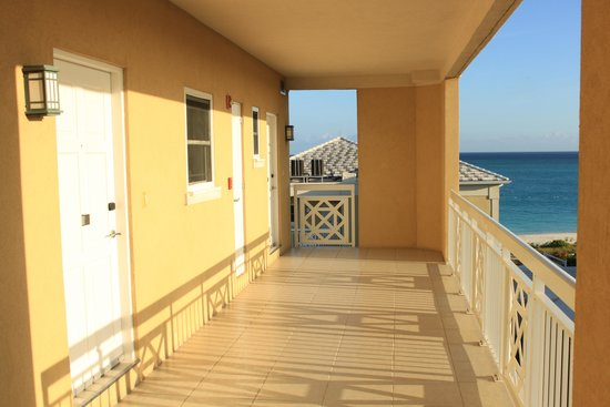 Alexandra Resort: Room with a view